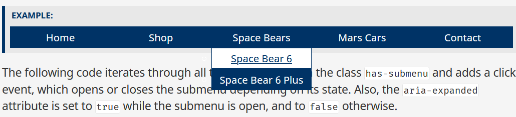 Space Bear 6 is selected with the keyboard.
