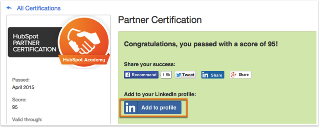 how to change name on linkedin for certification