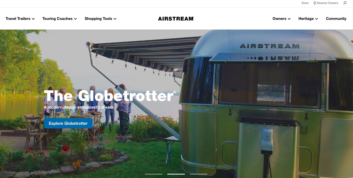 Airstream Product Differentiation Example