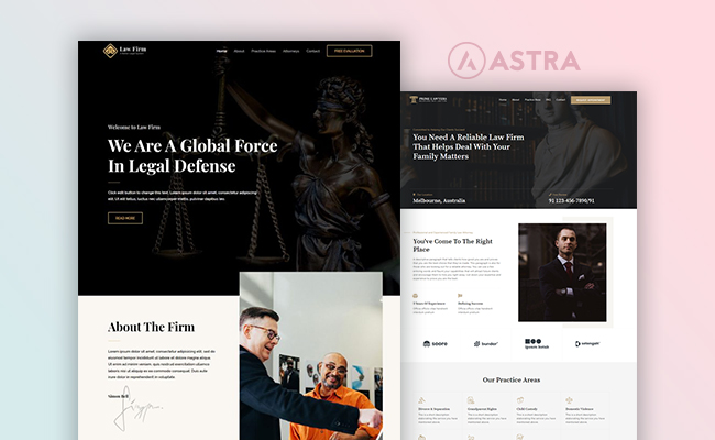 Astra for Law Firms
