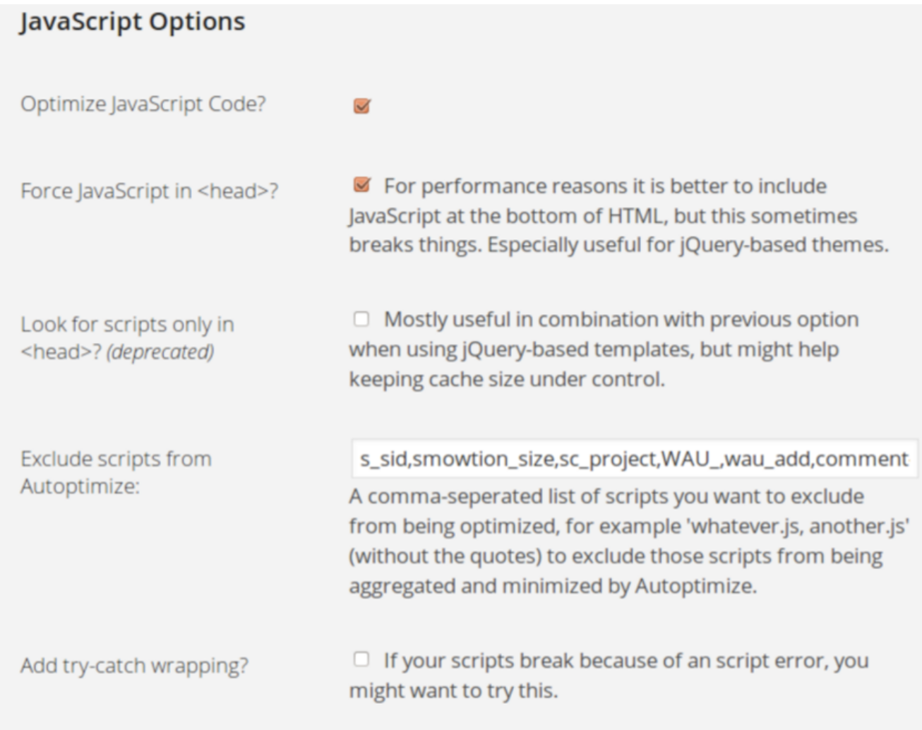 Autoptimize-wordpress-plugin