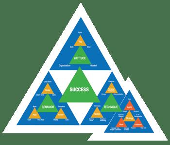 Sandler Success Triangle