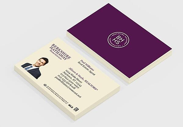 Berkshire-Hathaway-realtor-business-card