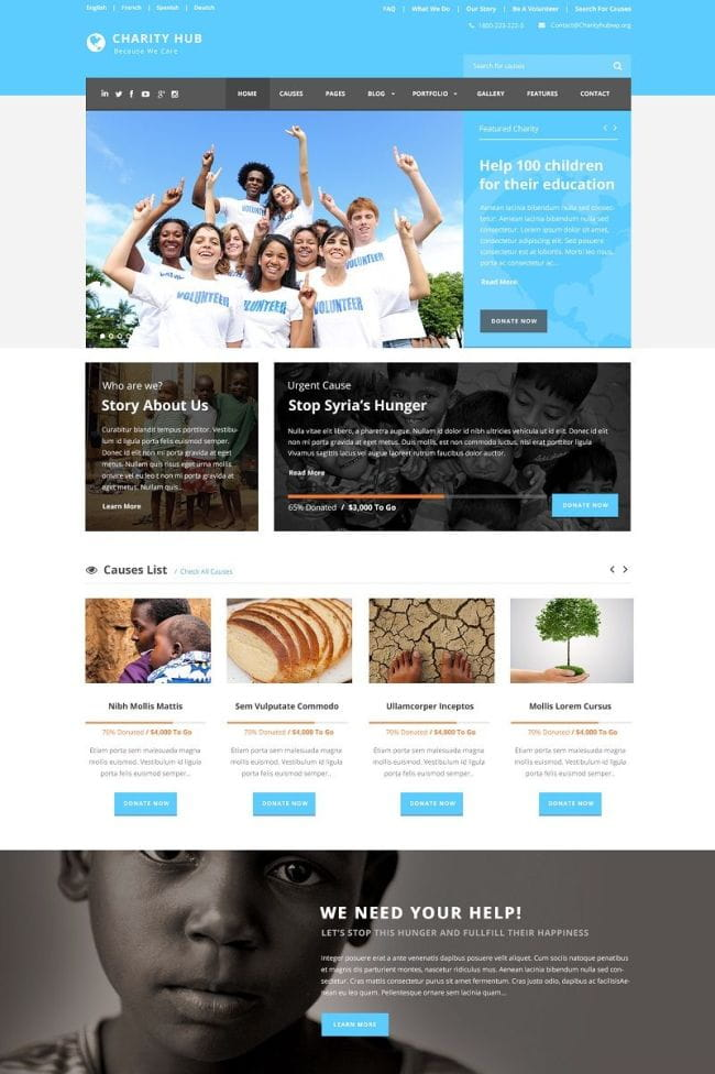 Charity-Hub-Nonprofit-WordPress-Theme-2