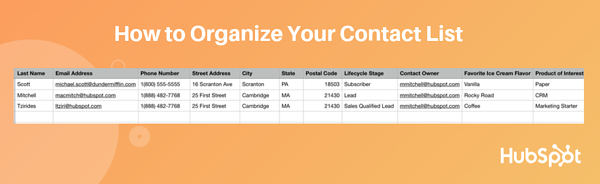 Contact-list-template-in-Excel