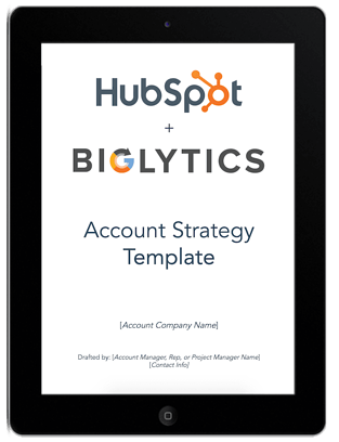 free account strategy template