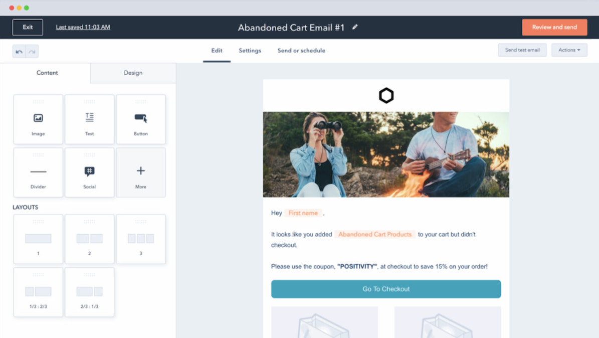 Creating an abandoned cart email with the HubSpot for WooCommerce plugin-1