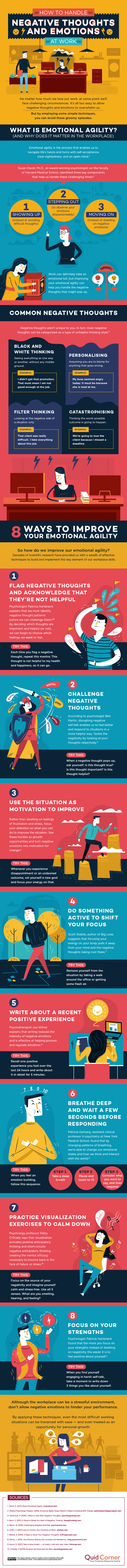 Design_How-to-Handle-Negative-Thoughts-and-Emotions-at-Work  How to Handle Negative Emotions at Work [Infographic] Design How to Handle Negative Thoughts and Emotions at Work