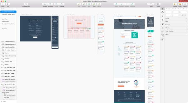 hubspot design seo desktop