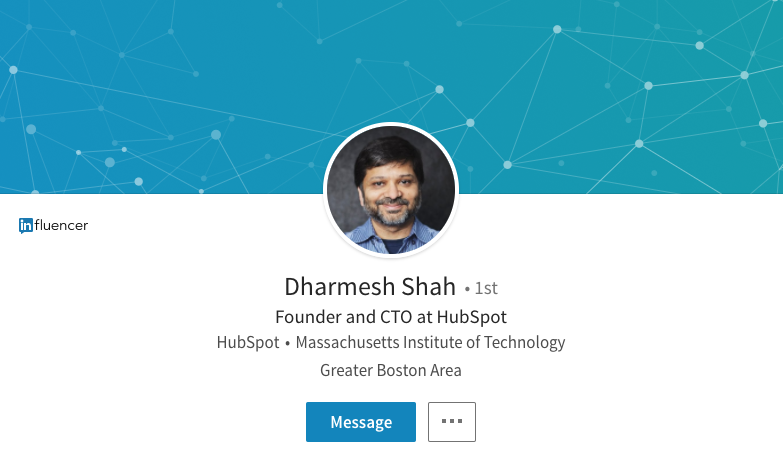 Dharmesh-LinkedIn-Headshot.png  Personal Branding: The Ultimate A to Z Guide Dharmesh LinkedIn Headshot