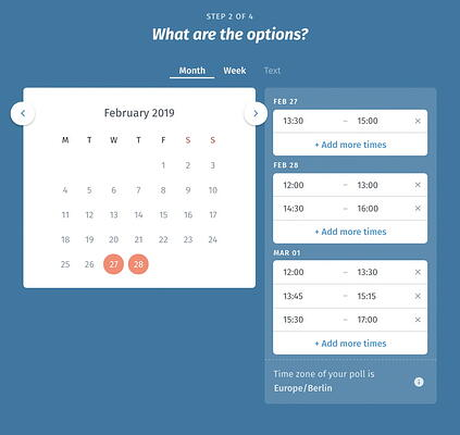 free scheduling software for small business