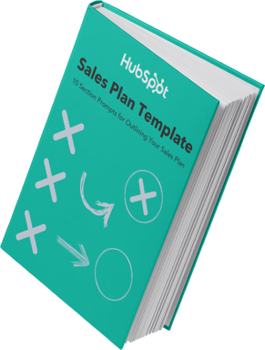 HubSpot's Sales Plan Template: 10 Section Prompts for Outlining Your Sales Plan