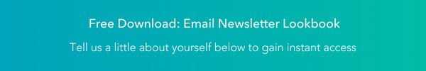 Email Newsletter Lookbook