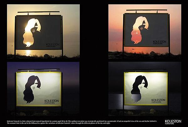 billboard advertising koleston