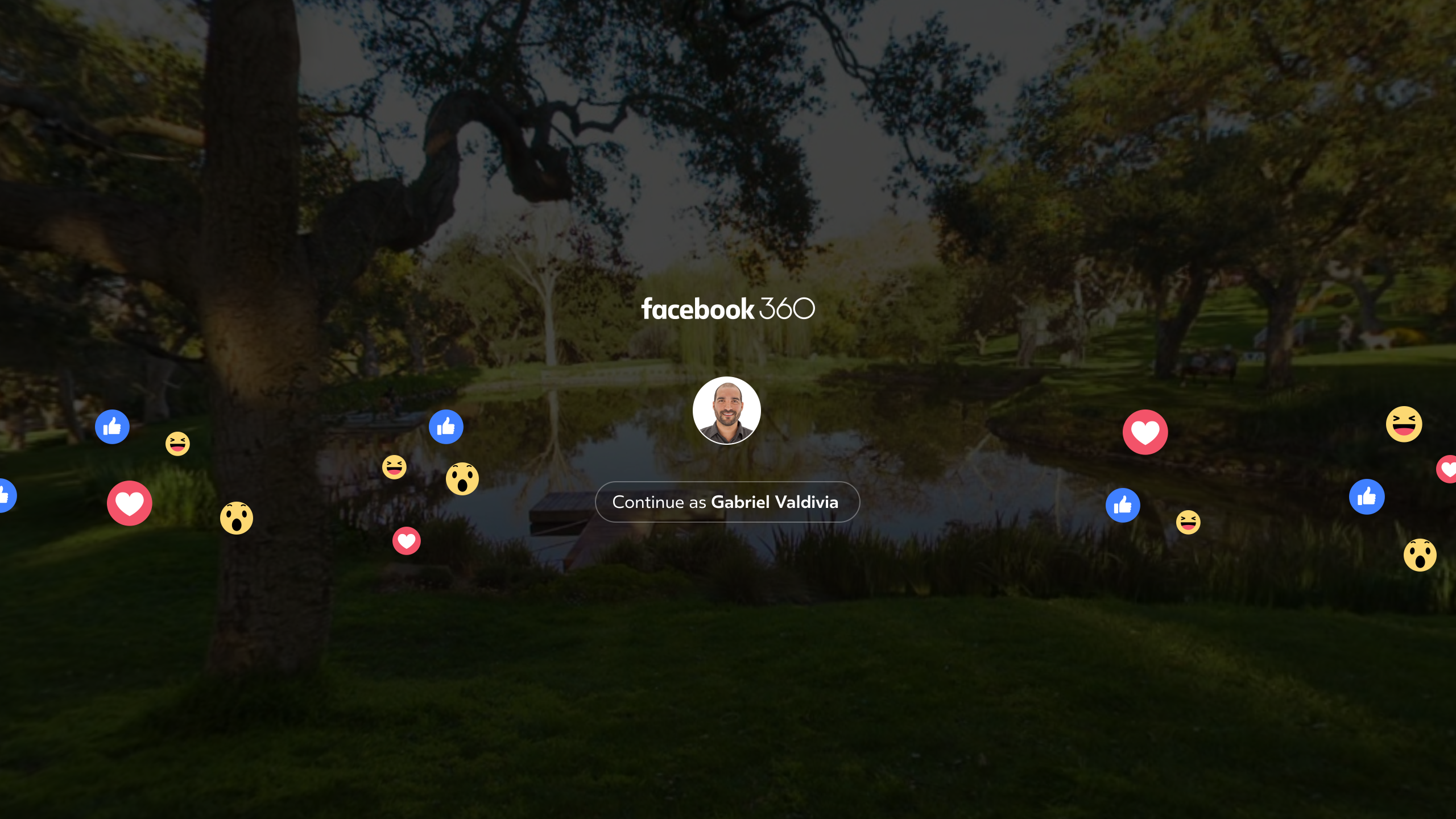 Facebook 360 - Login Screen.png