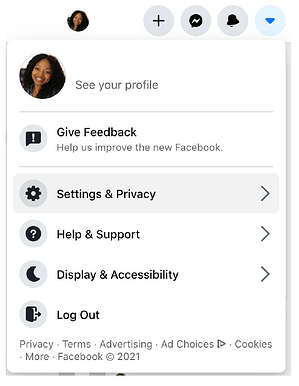 How to change Facebook privacy settings for new users