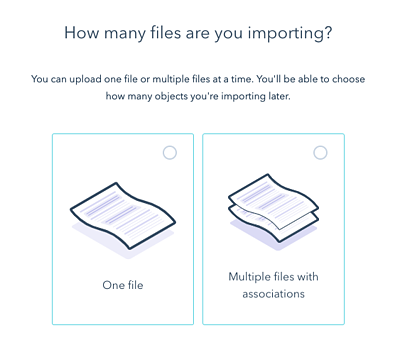 Files Importing