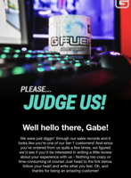 GFuel word of Mouth Campaign