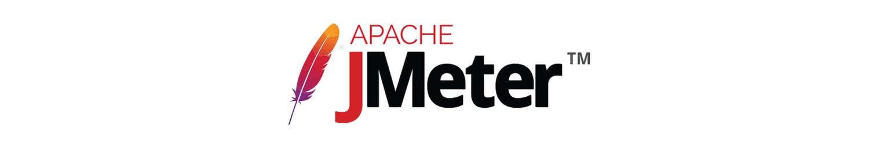 logo for the API testing tool JMeter