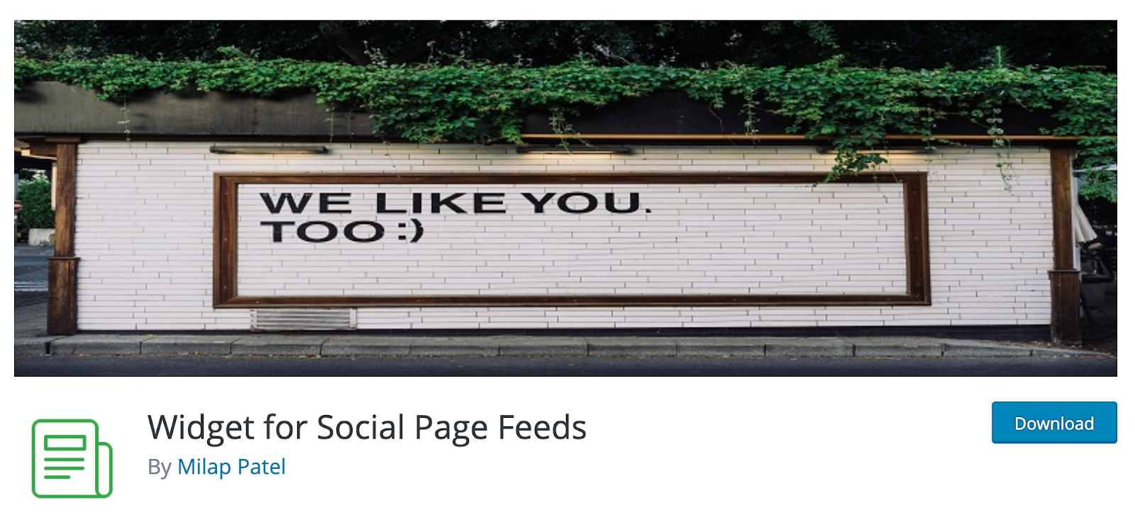 Facebook Plugin for WordPress - Widget for Social Page Feeds