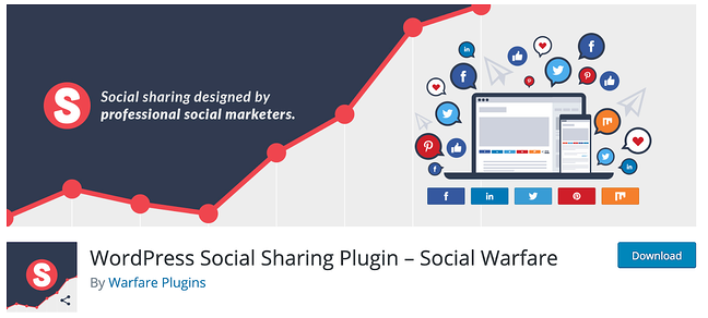 Facebook Plugin for WordPress - Social Warfare