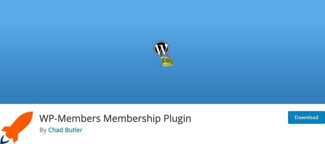 WordPress membership plugin: WP-Members Membership Plugin