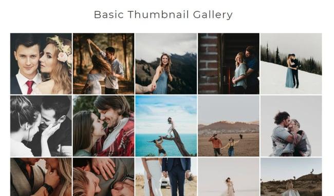 wordpress gallery plugin example: nextgen gallery