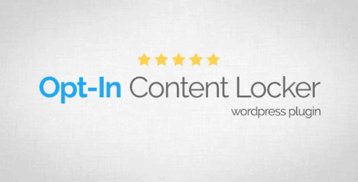 product page for the WordPress call to action plugin Opt-In Content Locker