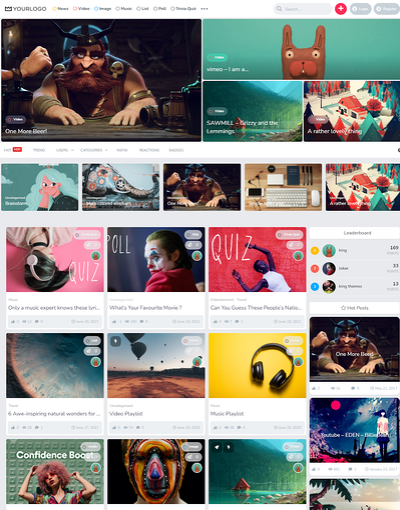 Best WordPress Instagram Themes King