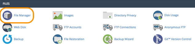 how to fix request entity too large: files section in cpanel