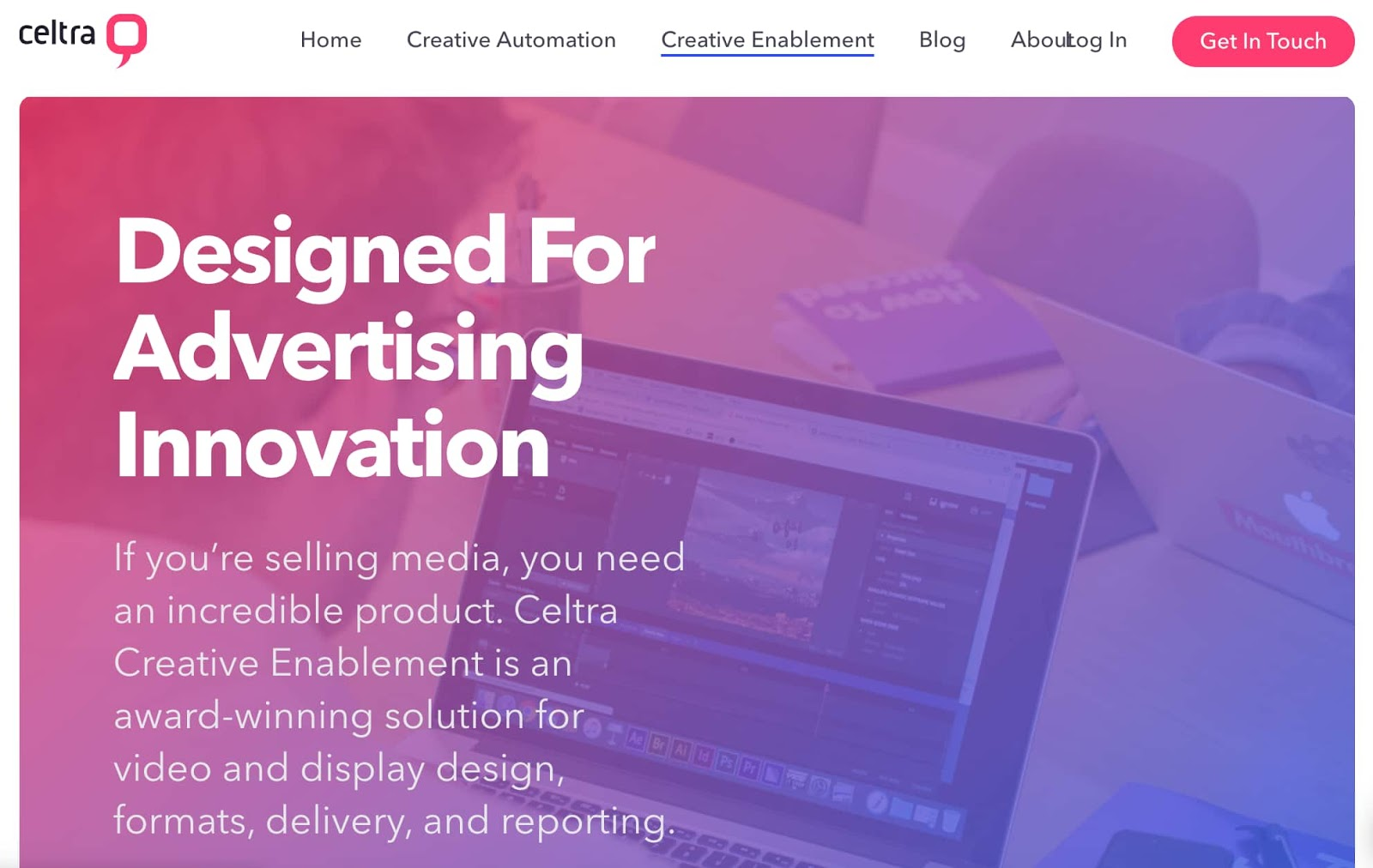 celtra advertising management tool and creative platform