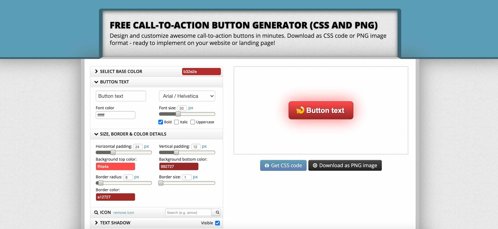button optimizer cta call to action tool