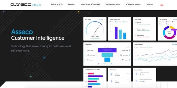 Asseco customer intelligence software