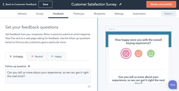 HubSpot Customer Service Software Customer Intelligence Tool