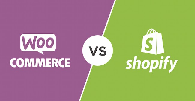 Selecting between the WooCommerce and Shopify platforms is a common step in starting an online store