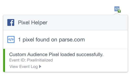 facebook pixel wordpress success screen
