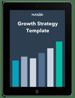 HubSpot Growth Strategy Template