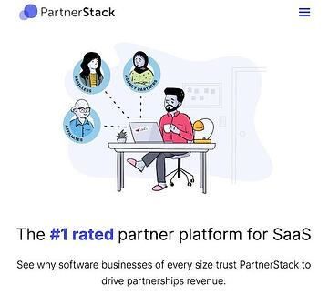 Partnerstack performance marketing tool
