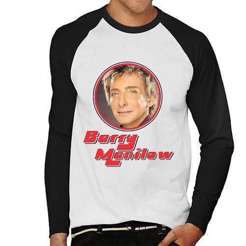 Barry Manilow shirt experiment