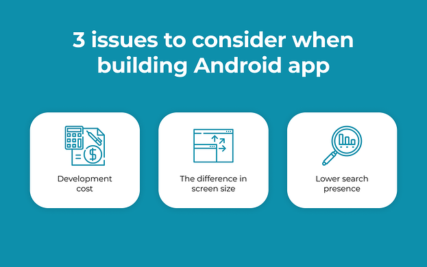 Issues to Consider When Building a Mobile App
