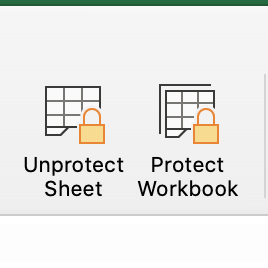 How To Protect a Worksheet in Excel step 4
