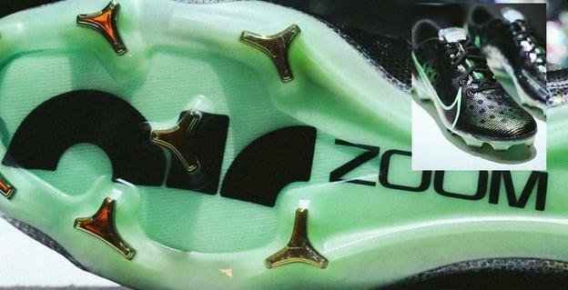 unique features of Air Zoom Mercurial