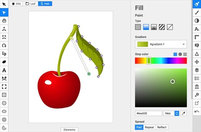 BoxySVG Free Adobe Illustrator Alternative