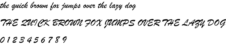 web safe html css fonts brush script MT