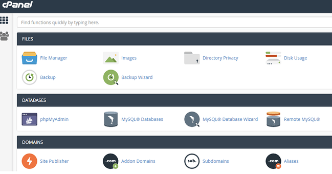 login to your cpanel to create a subdomain