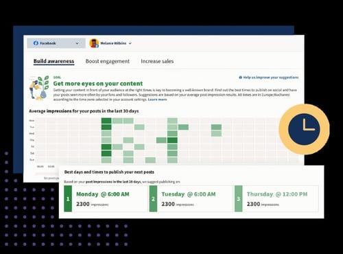 Hootsuite social media software