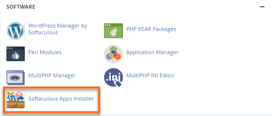 WordPress login: Hostgator dashboard