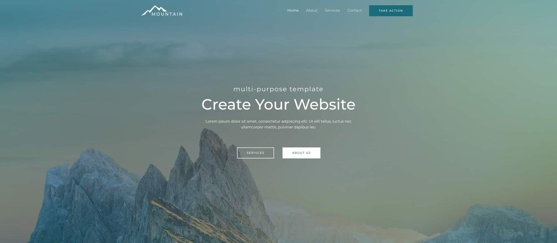 a demo of the WordPress tech blog theme AStra