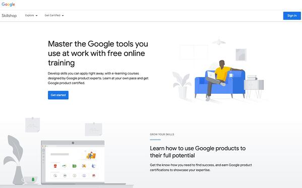 Google-Skillshop