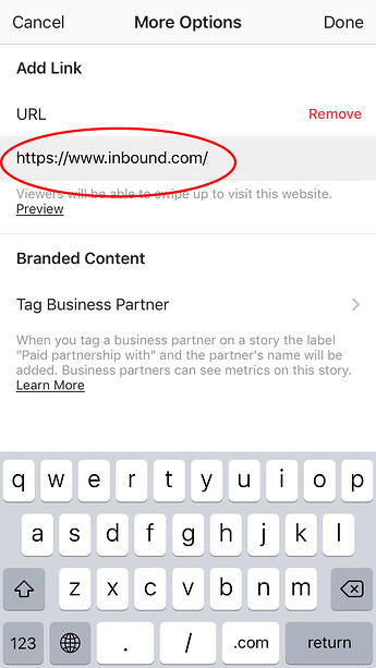 Here's How to Add a Link to Your Instagram Story [Pro Tip]